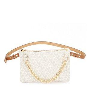 Pull Chain Signature Belt Bag